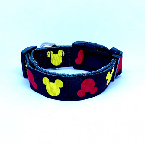 Mickey Mouse-Red & Yellow