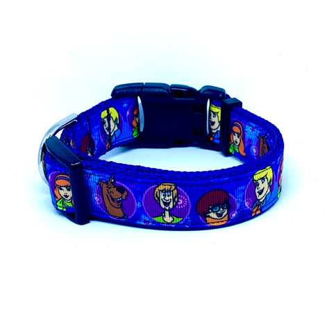 Scooby & The Gang Collar/Leash