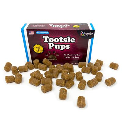 Tootsie Pup Bacon Flavor Treats