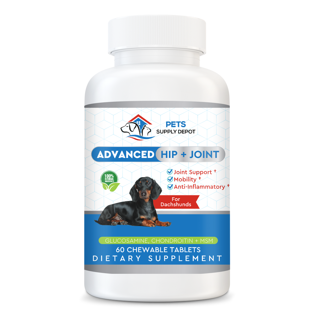 Glucosamine for Dachshunds