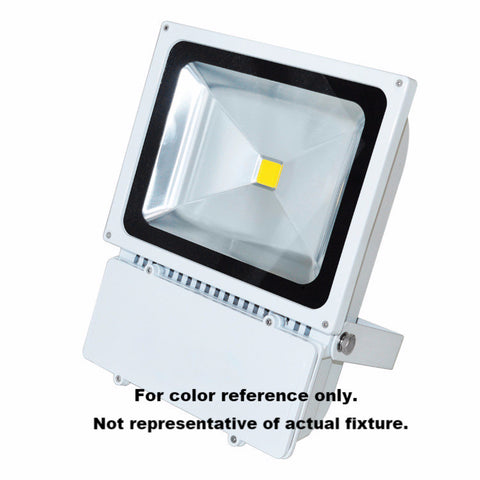 200 watt wide angle commercial led flood light 550w metal halide equi aspectled. Black Bedroom Furniture Sets. Home Design Ideas