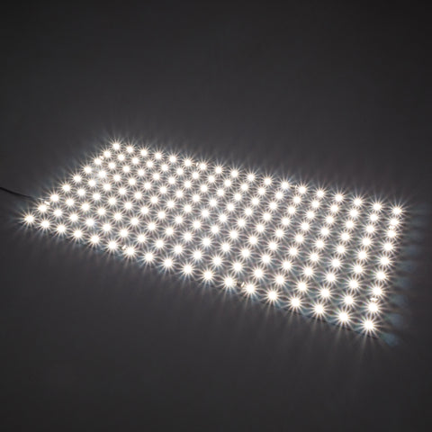 Flexible LED Light Sheets - Single Color - Standard Bright