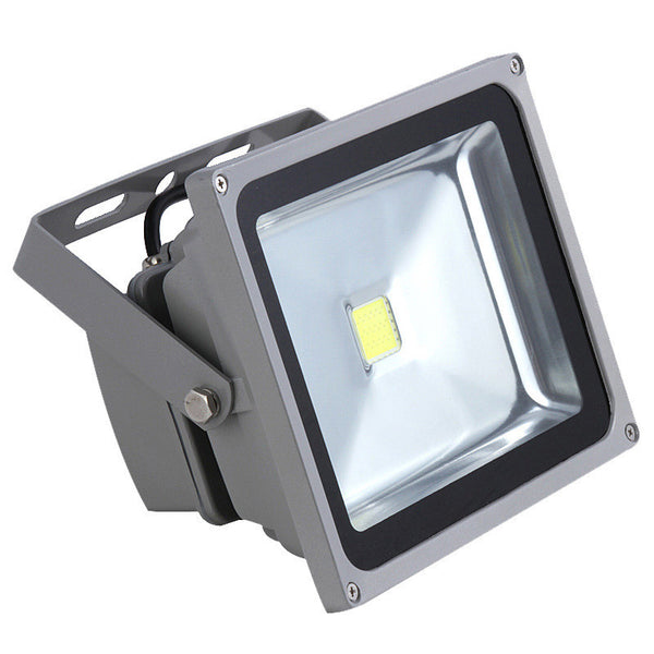 Led Flood Light Review 2017: Wide Angle Commercial Indoor/Outdoor LED Flood Light (30W