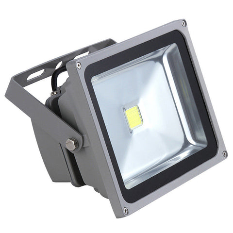 High Quality Wide Angle Commercial Indoor/Outdoor LED Flood Light (30W)