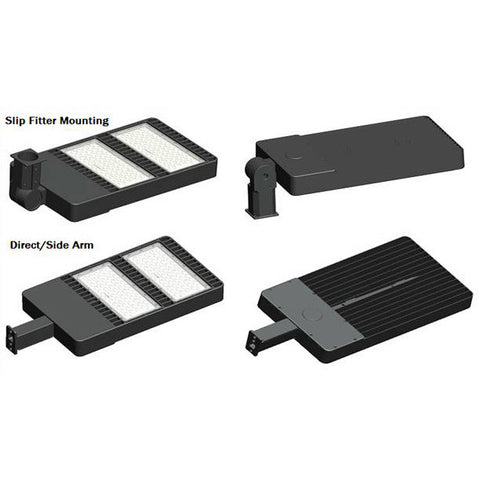 200W LED Parking Lot Light