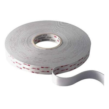 "3M 4959 VHB Double-Sided Foam Tape - 1⁄2"" x 36 yds"