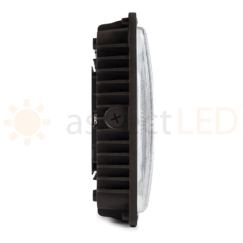 Low Profile 40W LED Parking Ramp / Canopy Light (Equal to 100-125W)