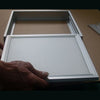 "Surface Mount Kit for 24"" x 48"" LED Panel Light"