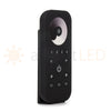 Wireless RF Dimming Single Color Multi-Zone LED Handheld Remote Controller