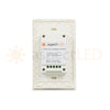 Wireless RGBW Multi-Zone LED Wall Controller