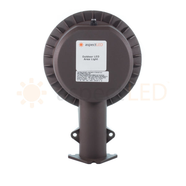 Parking Lot Lights Lithonia: 35W Outdoor LED Area Light (Wall Or Pole Mount)