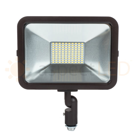 20w Led Flood Light Junction Box Direct Mount