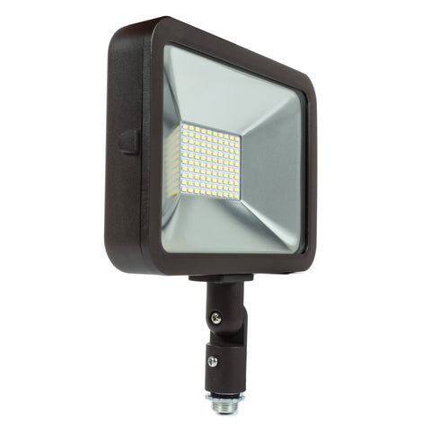 30W Junction Box Mount Wide Angle Commercial LED Flood Light