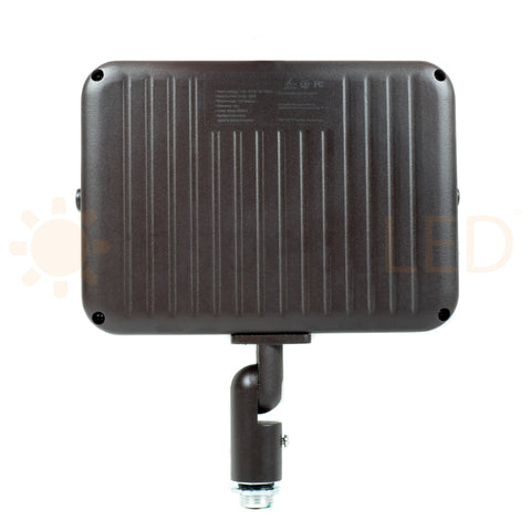 50W Junction Box Mount Wide Angle Commercial LED Flood Light