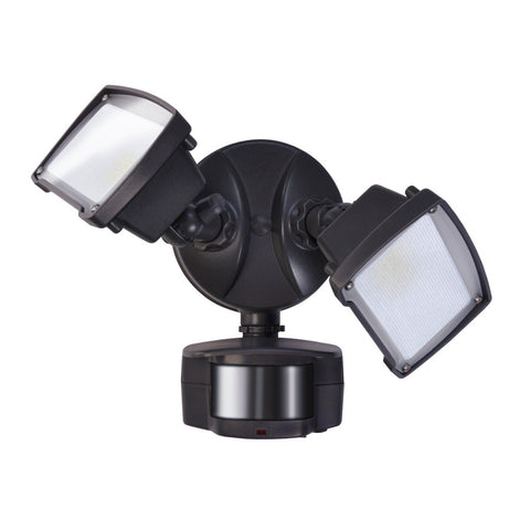 20w modern series dual head motion flood light aspectled 20w modern series dual head motion flood light for residentiallight commercial aloadofball Image collections