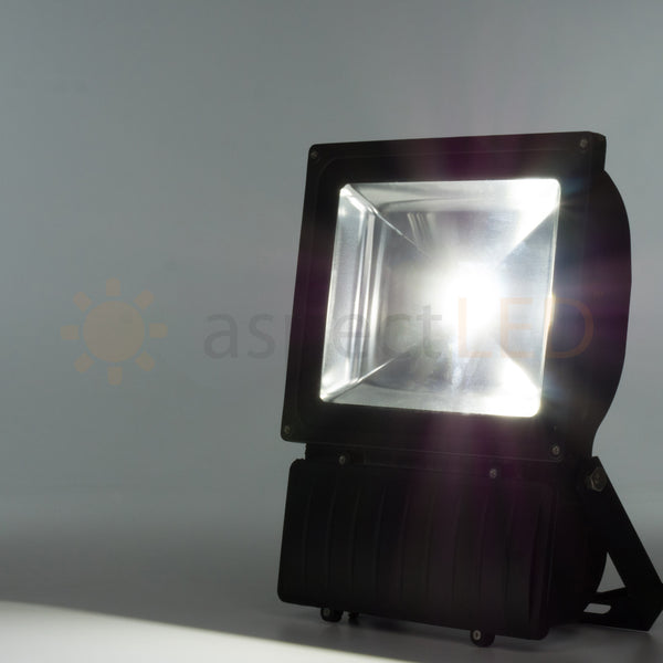 100w Led Flood Light Wide Angle Commercial Outdoor