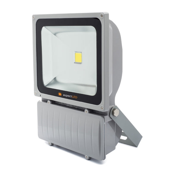 100w Led Flood Light Wide Angle Commercial Outdoor Aspectled