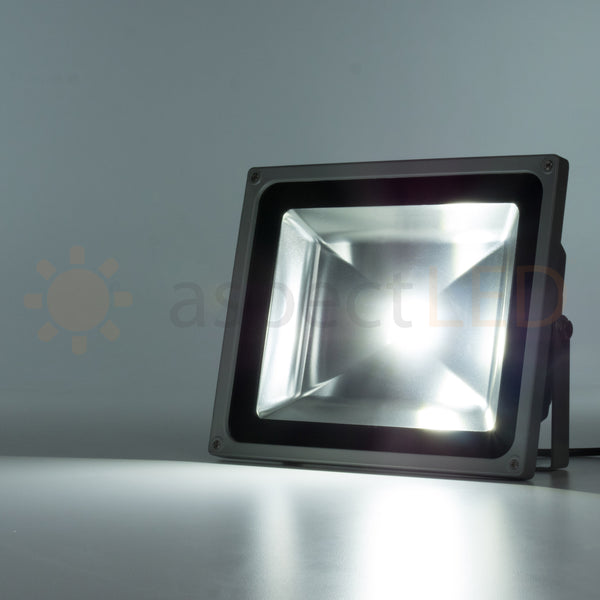 30w Led Flood Light Wide Angle Commercial Grade Ip65