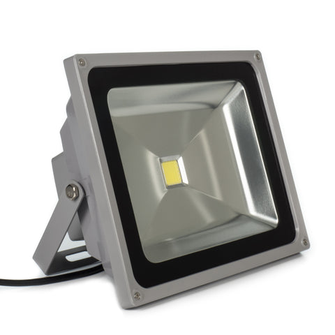 Wide Angle Commercial Indoor/Outdoor LED Flood Light (30W)