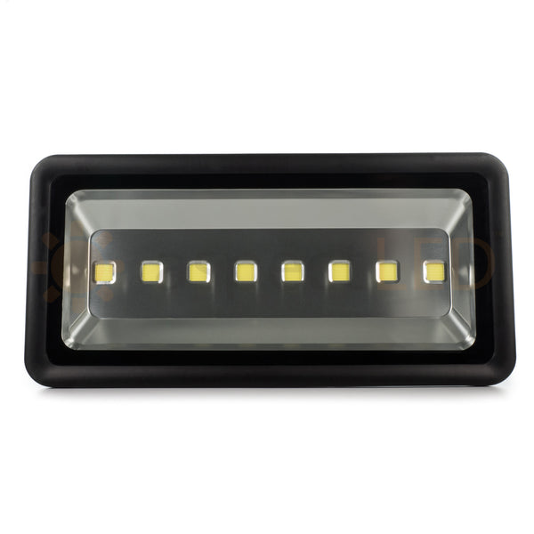 400 Watt Wide Angle Commercial Led Flood Light 1200w