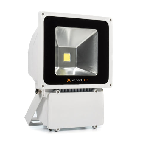 wide angle commercial led flood light 70w