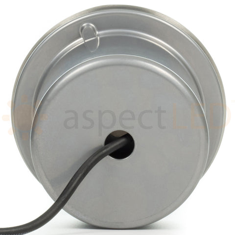 6 5 large in ground 6w led well light stainless steel aspectled