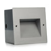 Modern Square Recessed Indoor/Outdoor LED In-wall Step Light