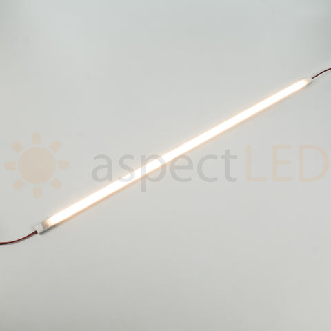 "24"" LED Under Cabinet Low Profile Light Bar - Dimmable Low Voltage"