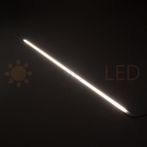 "30"" LED Under Cabinet Low Profile Light Bar - Dimmable Low Voltage"