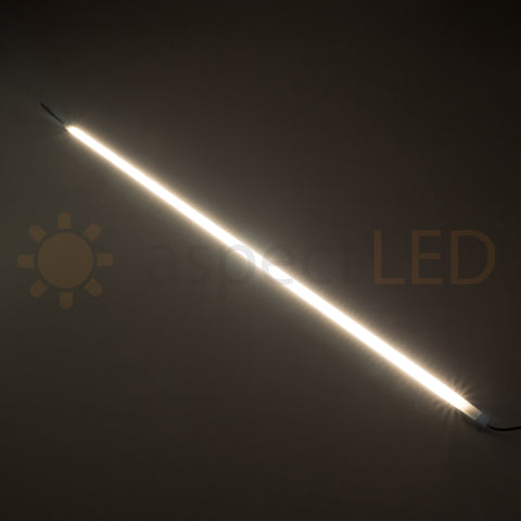 "36"" LED Under Cabinet Low Profile Light Bar - Dimmable Low Voltage"