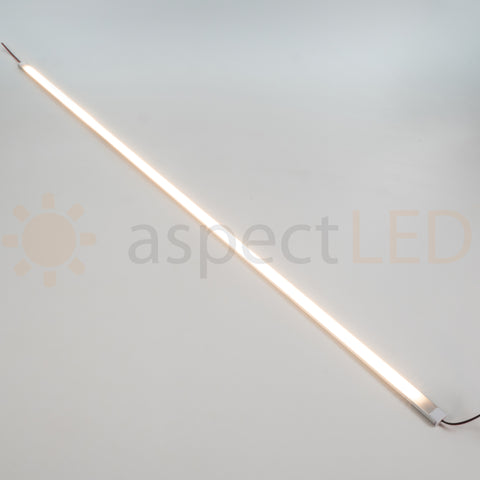 "42"" LED Under Cabinet Low Profile Light Bar - Dimmable Low Voltage"