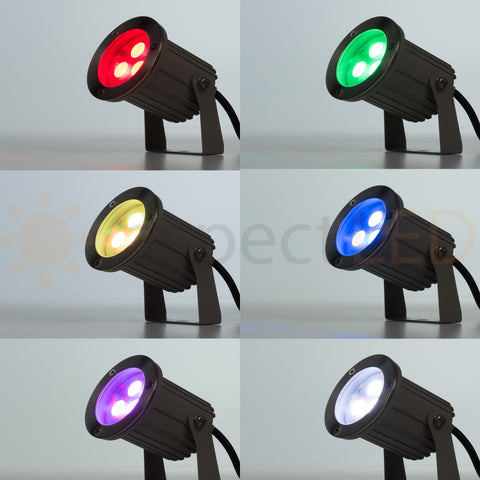Signature Series LED Landscape Light (Stake Mount) - Ultra Bright (9W)