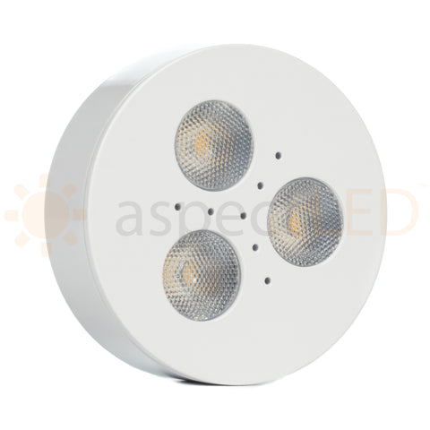 "2.75"" Round Classic Low Voltage Puck Light - 3W (25 Watt Equivalent)"