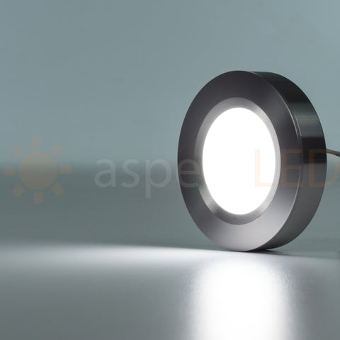275 round diffused low voltage led puck light 3 watt aspectled 275 round diffused low voltage puck light 3w 25 watt equivalent mozeypictures Image collections