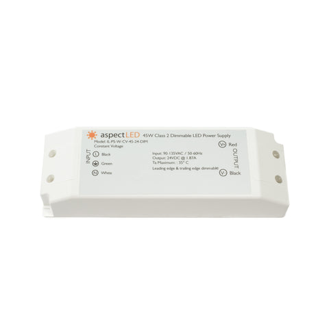 45W Dimmable LED Power Supply