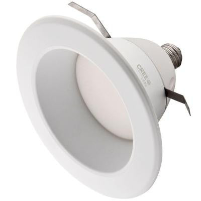 "6"" Dimmable LED Recessed Can Trim (LED Retrofit)"