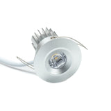 "NSF Certified 2"" LED Recessed Light - Ultra Bright (3W)"