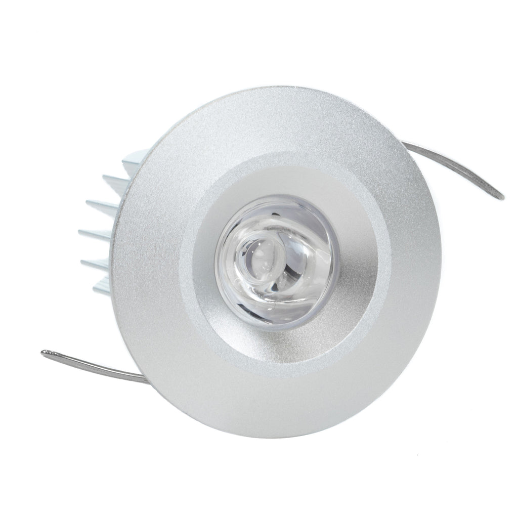 2 Led Niche Recessed Downlight Ultra Bright 3w Aspectled Wiring Diagram 120 Volt Light Fixture