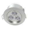 "3.15"" recessed LED downlight"