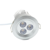 "NSF Certified 3.15"" LED Recessed Light - Ultra Bright (9W)"