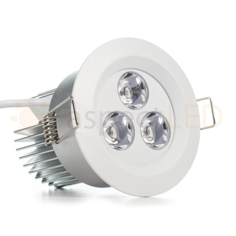 "3.15"" LED Recessed Light - Ultra Bright (9W)"