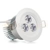White LED recessed light