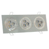 Modern Series 9 LED Recessed Light for Flat or Sloped Ceilings - Standard Bright (9W)