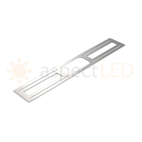 Rough In Plate Bracket For Round Modern Series Recessed Led Lights Aspectled