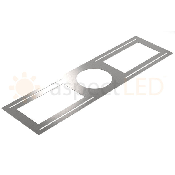 Rough In Plate Bracket For Round Modern Series Recessed