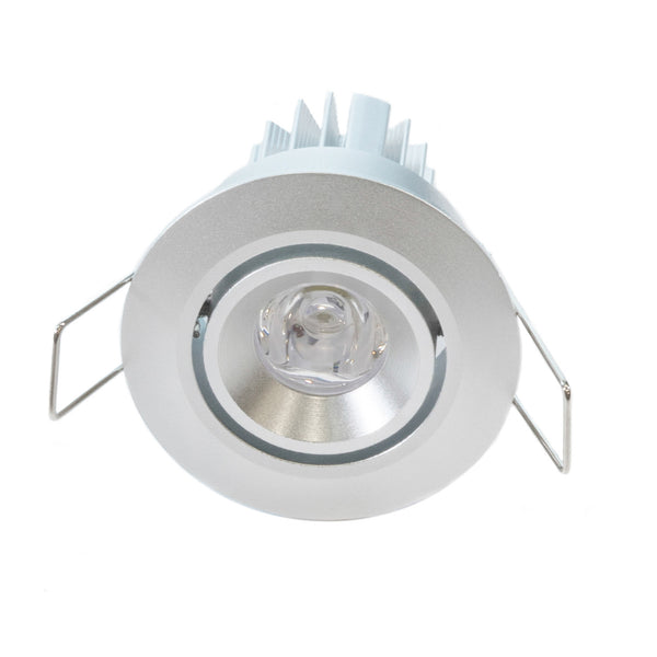 2 25 Quot Led Recessed Light For Flat Or Sloped Ceilings