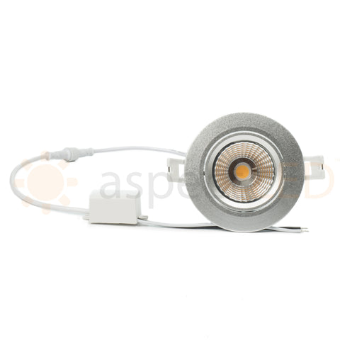 Low voltage 24VDC recessed LED lighting
