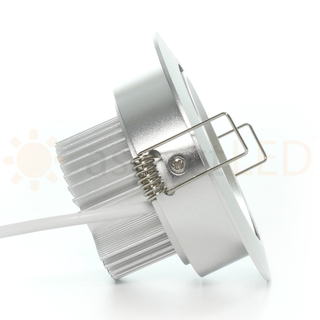 3 5 3 watt led recessed downlight with adjustable head aspectled 1.2 Volt LED Bulb mouse over image above to zoom in
