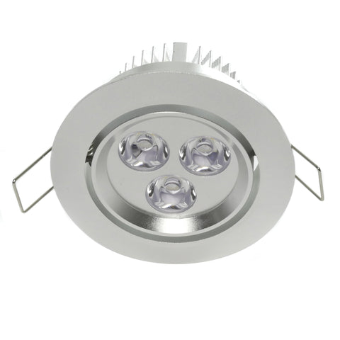 "Can-free recessed 3.5"" LED ceiling light"
