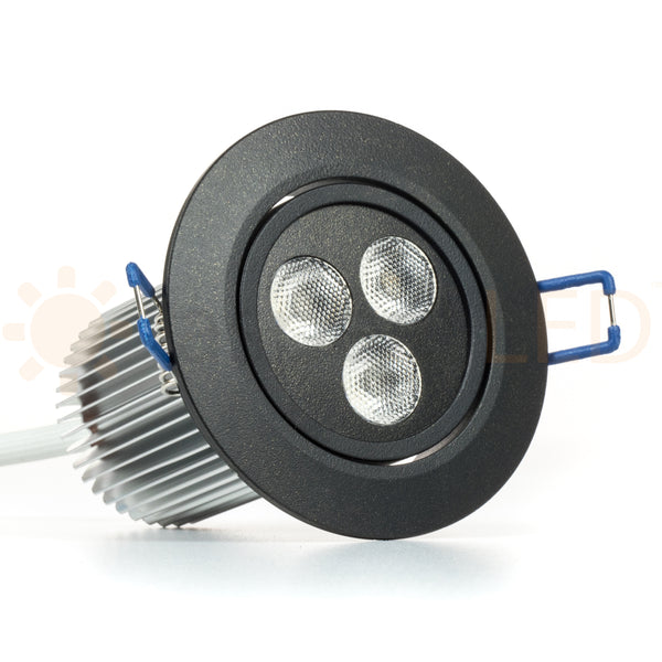 3 5 Quot 24w Rgb White Color Changing Led Recessed Light